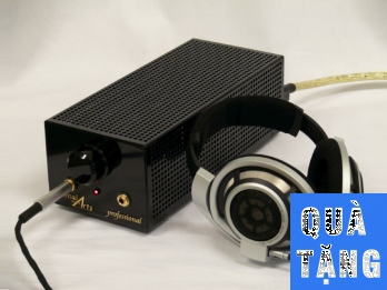 EternalArts Headphone Amplifier OTL-KHV Professional