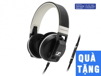 Tai nghe Sennheiser URBANITE XL - Black for Android