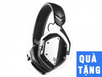 Tai nghe Bluetooth V-MODA Crossfade Wireless - Phantom Chrome