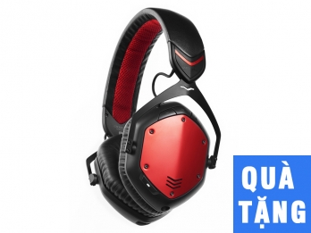 Tai nghe Bluetooth V-MODA Crossfade Wireless - Rouge