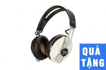 Tai nghe bluetooth chống ồn Sennheiser Momentum 2.0 Around Ear - Ivory