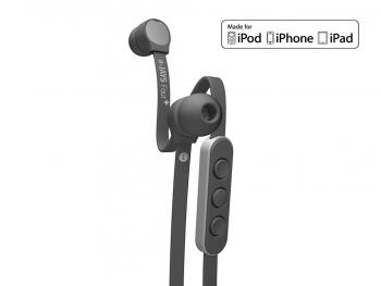 Tai nghe a JAYS Four+ - Black on Silver for iOS ( mới tinh, sale sâu nên bh còn 3 tháng )