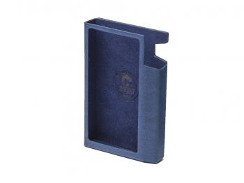 Bao da cao cấp cho máy nghe nhạc Astell & Kern AK70 - Blue