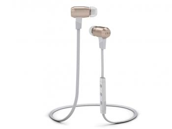 Tai nghe nhạc không dây Bluetooth aptX cao cấp  NuForce BE6i - Gold