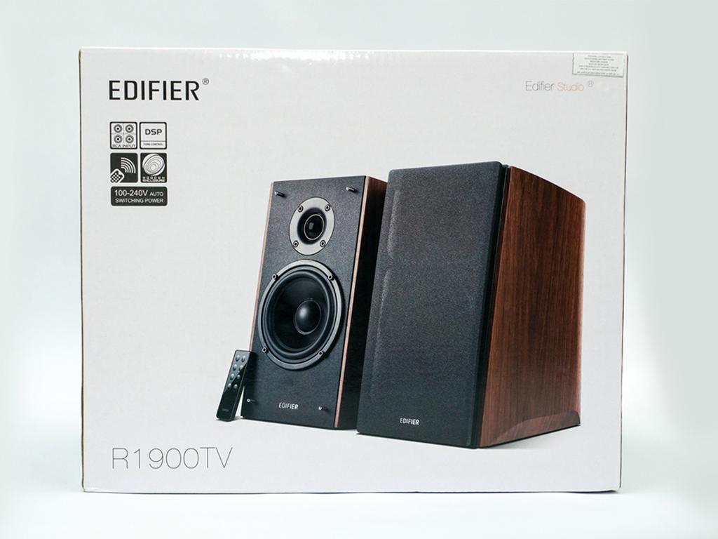 Loa Edifier 2.0 R1900 TV Like new - 4