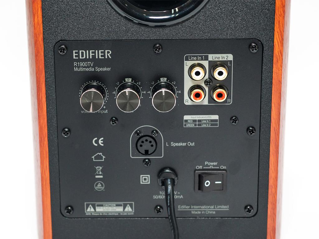 Loa Edifier 2.0 R1900 TV Like new - 2