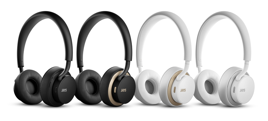 Tai nghe bluetooth u- JAYS Wireless